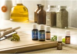 Les huiles essentielles en cuisine